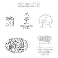 Best of Birthdays stamp set