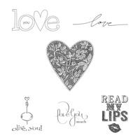 Best of Love stamp set