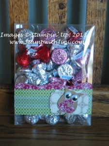 Blue Mountain Stamper February swaps Tamara