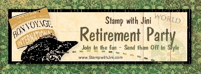Retirement Party Banner Image