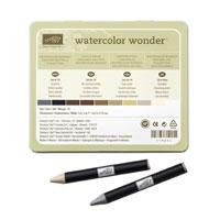 watercolor crayon image
