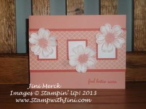 Luau Catalog Launch Make n Take Flower Shop