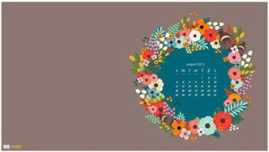 About to Blossom MDS August Wallpaper