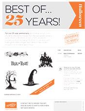 Best of Halloween flyer image