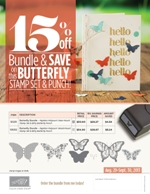 Butterfly Punch Bundle flyer image