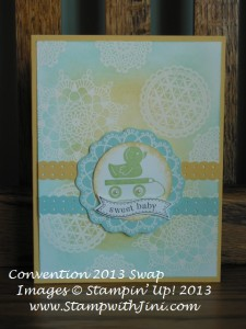 Embellished Events Convention Swap 2013