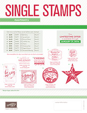 Single Stamps Assortment 5 flyer image