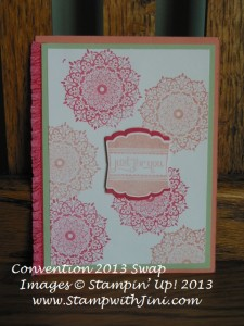 Label Love Convention Swap 2013