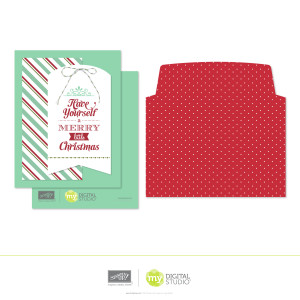 MDS Merry Little Christmas Kit