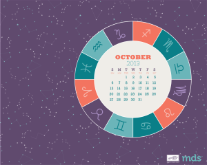 Starlight October Wallpaper - 1280 x 1024