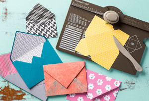 envelope Punch banner