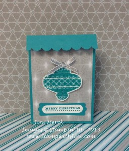Christmas Collectibles Treat Tent