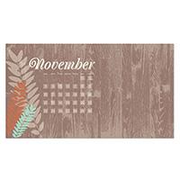 Fall Memories November Wallpaper
