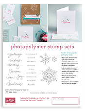 Endless Wishes Photopolymer Stamp Set flyer image