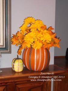 Witches' Brew Designer Washi Tape pumpkins (1)