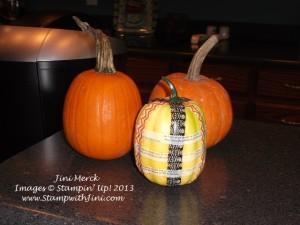 Witches' Brew Designer Washi Tape pumpkins (2)