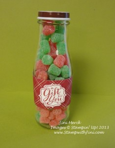A Gift for You Bottled Treats