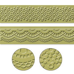 Delicate Designs Embossing Folder