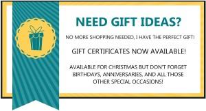 Need Gift Ideas Image