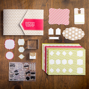 Pop & Place Holiday Gift Tags Starter Bundle