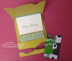 Pop Up Gift Card Holder (inside)