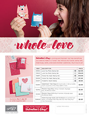 whole lot of love flyer image prices