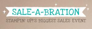 Saleabration banner image