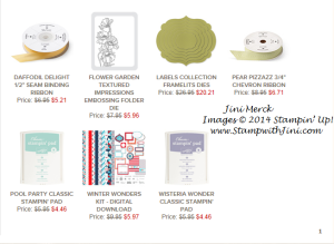 Weekly Deals Jan 28 2014 image