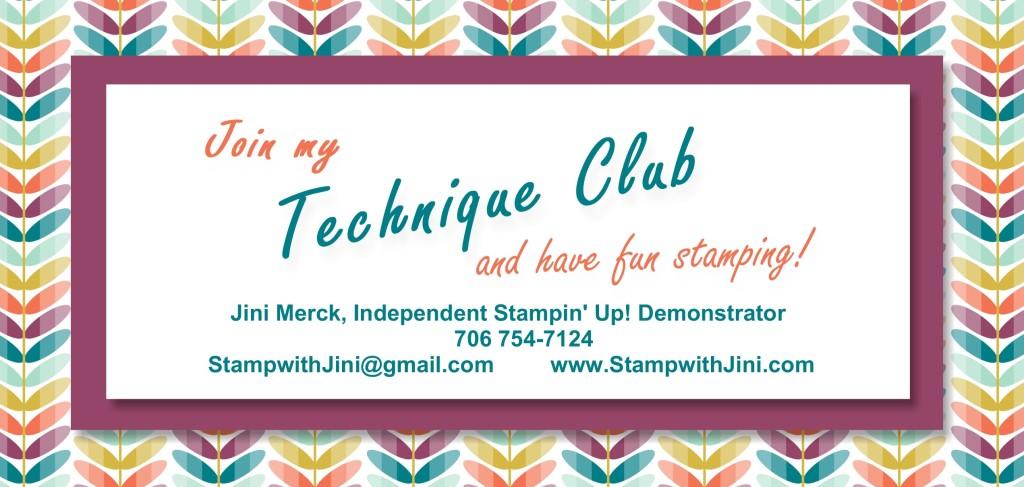 technique club  banner-001