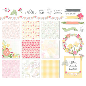 Blossoms Abound Kit