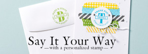 Circle Monogram Stamps Demo Banner Image