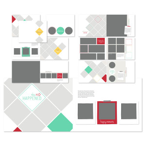 MDS Today Starts Here Photobook Template