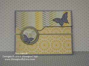 Papillon Potpourri File Folder card