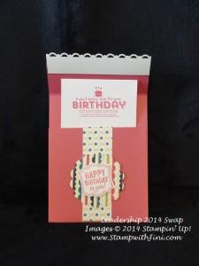 See Ya Latter Pop up Card Leadership 2014 3d (2)