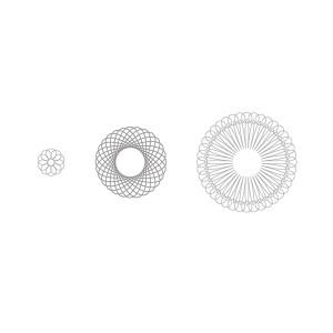 Spiral Spins Stamp Brush MDS