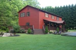 Tanglewood Lodge Helen GA