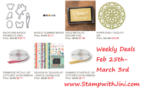 Weekly Deals Feb 25 2014