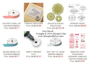 Weekly Deals Feb 4 2014