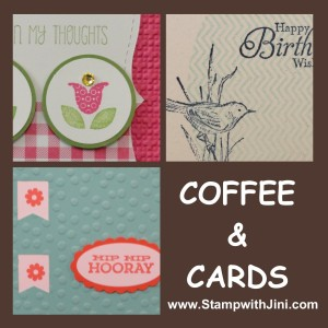Coffee & Cards image-March 2014