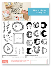 Sweetie Pie Photopolymer flyer image