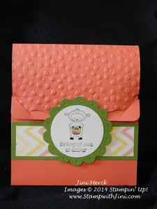 Eggstra Spectacular Easter Gift Card Holder