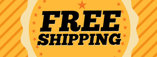 Free Shipping banner image