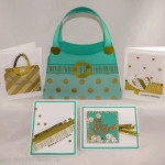 Gold & Glitz Purse Image