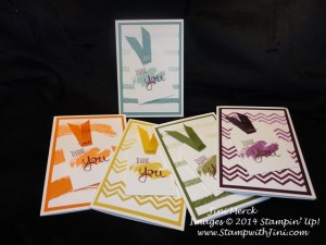 Work of Art In Color Graduation Card Set (6)