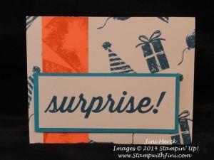 Birthday Surprise