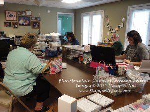 Blue Mountain Stampers Weekend Retreat  June 2014 (1)