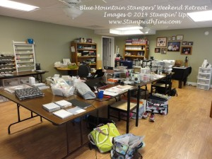 Blue Mountain Stampers Weekend Retreat  June 2014 (2)