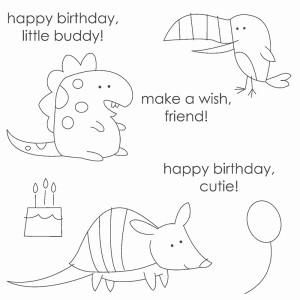 Little Buddy Birthday