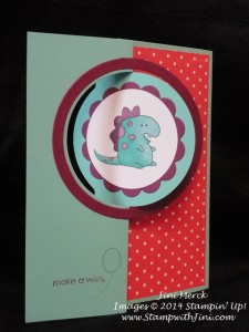 Little Buddy Birthday Extended Flip Card (2)