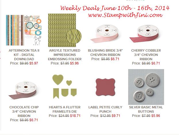 Weekly Deals June 10 2014